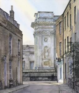 Fitzwilliam Street View
