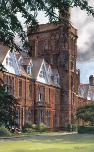 Girton's Gatehouse