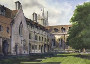 Pembroke Old Court