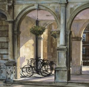 Peterhouse Bike Rack