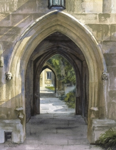 Whewell's Court Arches